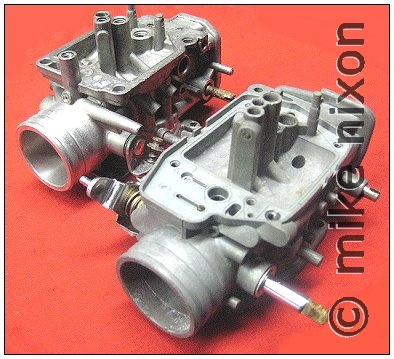 carburetor thread repair www motorcycleproject com